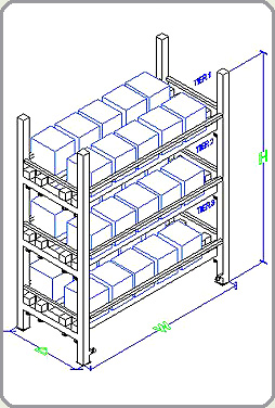 It Is For Battery Storage Uninterruptible Power Supply System In Computer Room And Data Center The Design Of Rack Can Be Fabricated From 1 Tier To